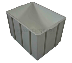 32L Tote Box Base White