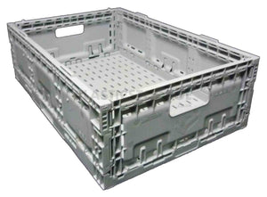 33L Returnable Folding Crate