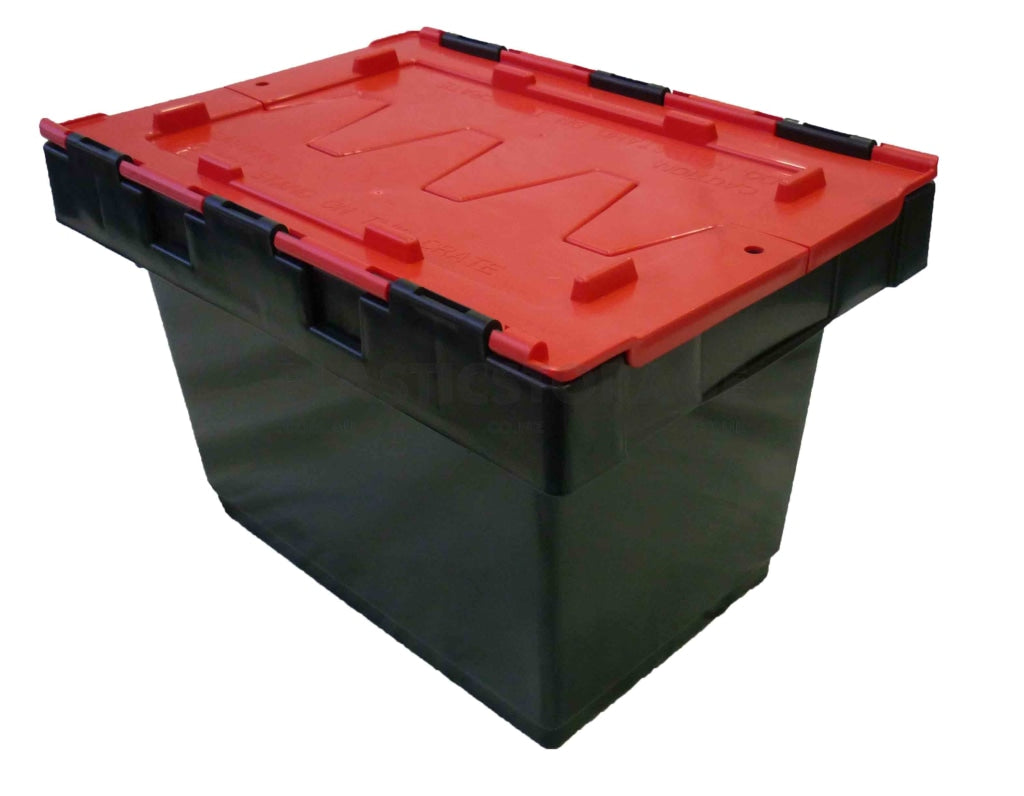 34L Locking Security Storage Crate