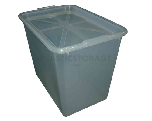 39L Storage Box Clear