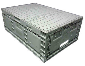 41L Returnable Folding Crate