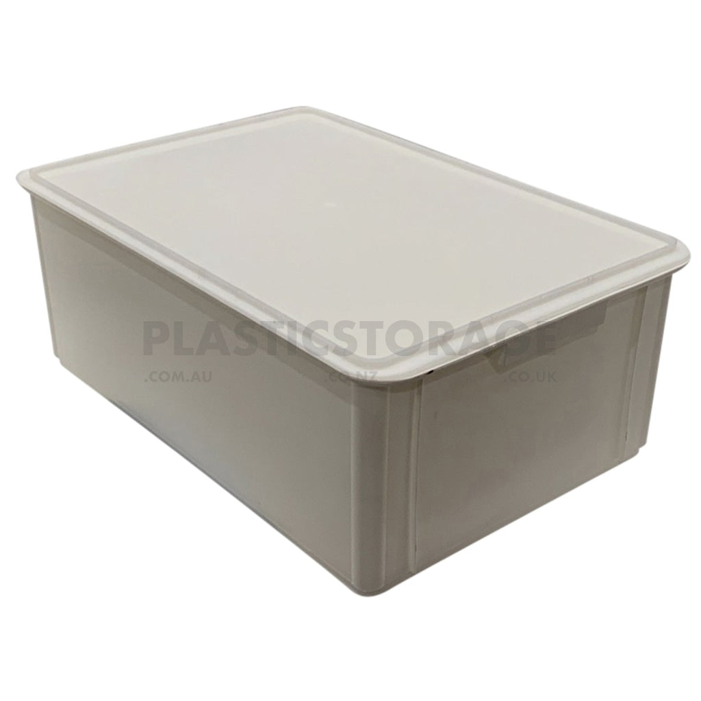 45L Stackable Crate Base & Lid
