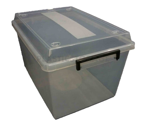 45L Storage Box Clear