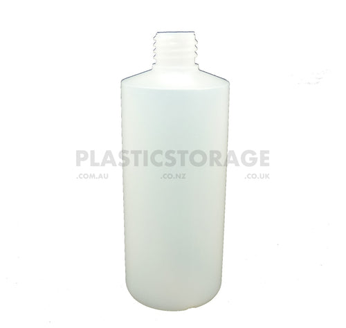 500Ml Round Bottle