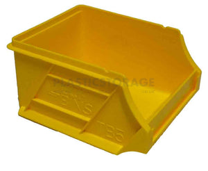 500Ml Tech Bin 5 Yellow