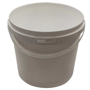 5L Tamper Evident Bucket & Pail Base Only