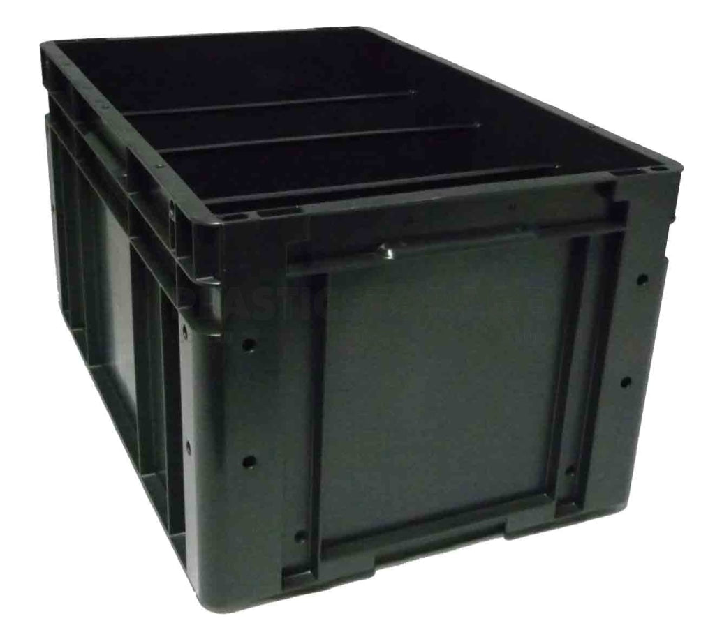 60L Storage Divider Box Base With 3 X