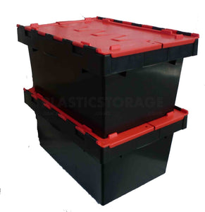 68L Locking Security Storage Crate