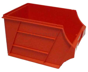 6L Tech Bin 30 Red