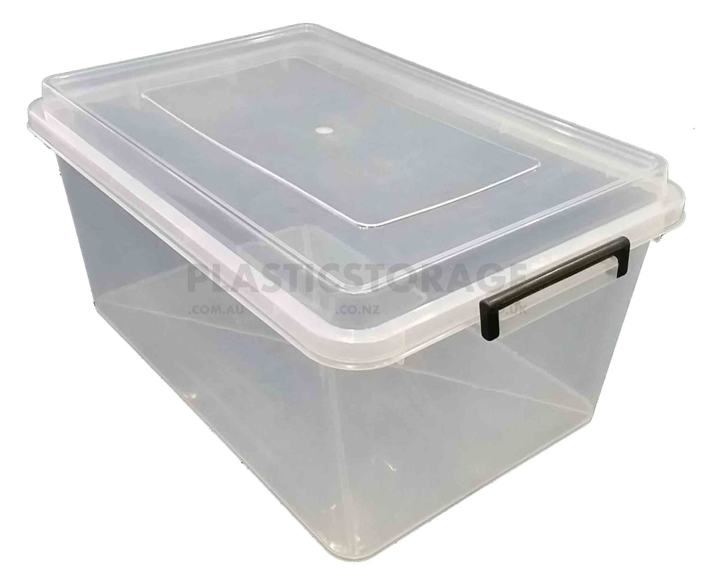 71L Storage Box Clear