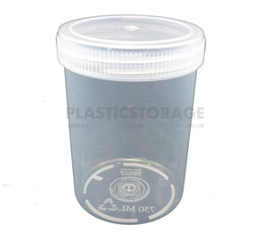 750Ml Screw Top Jar Clear