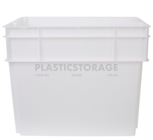 Load image into Gallery viewer, 78L Stackable And Nesting Solid Crate Base Natural