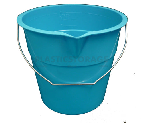 9L Round Mixing And Garden Bucket