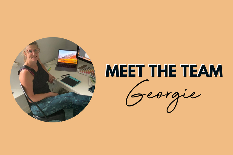 Meet the team — Georgie