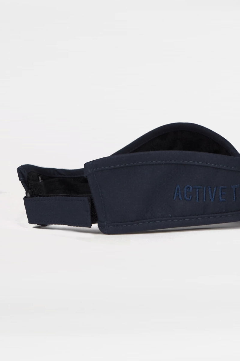 Active Visor - Navy from Active Truth USA