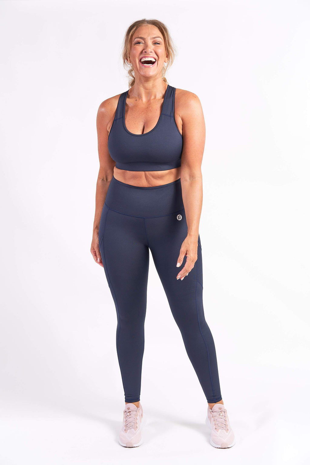 Smart Pocket Full Length Tight - Midnight from Active Truth USA