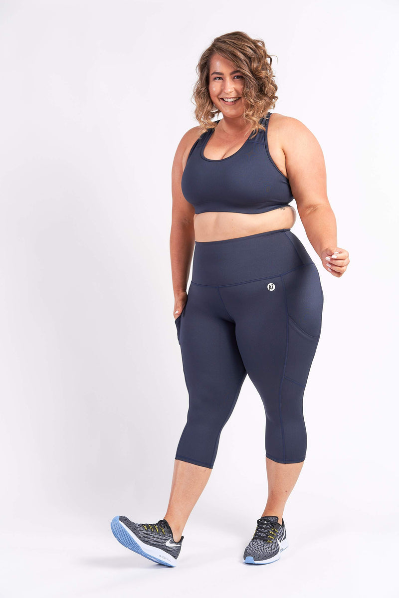 pocket-workout-tights-midnight-34-length-plussize-front