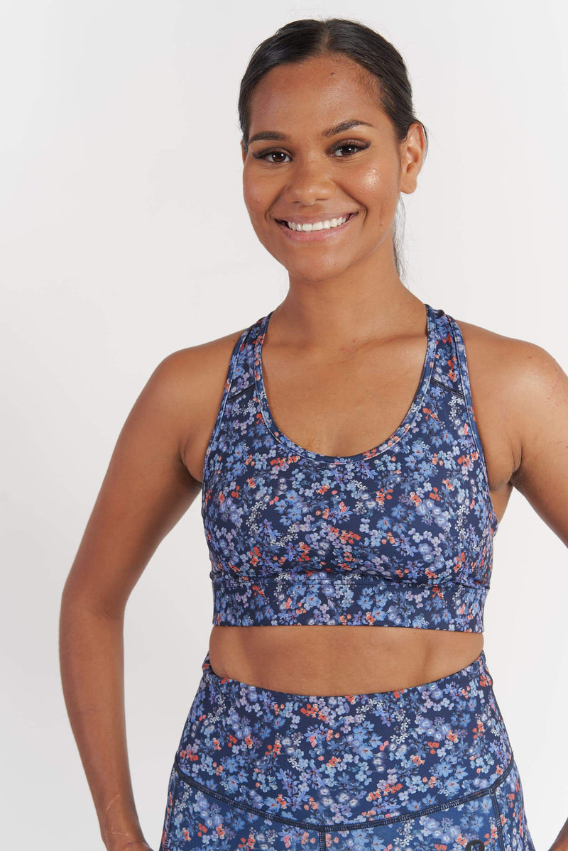 Ultimate Crop - Ditsy Floral from Active Truth USA