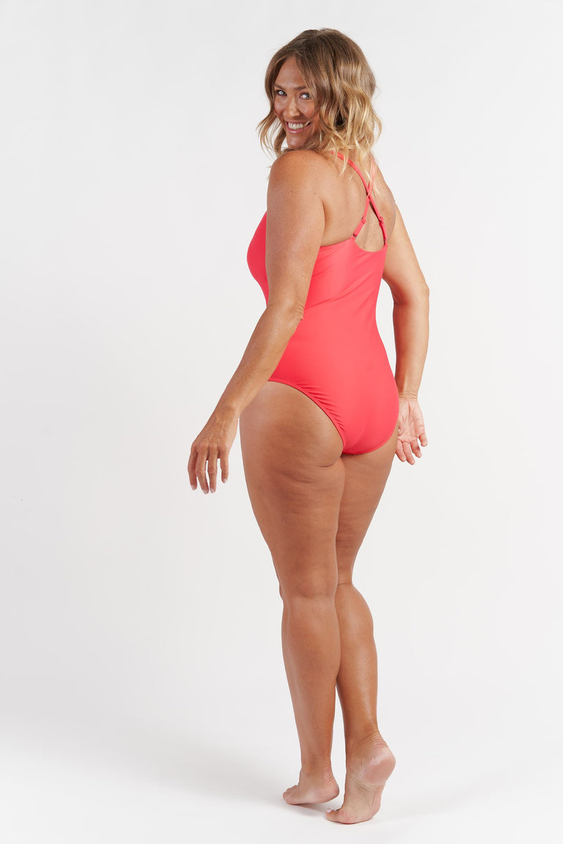 Bondi One Piece - Watermelon from Active Truth USA