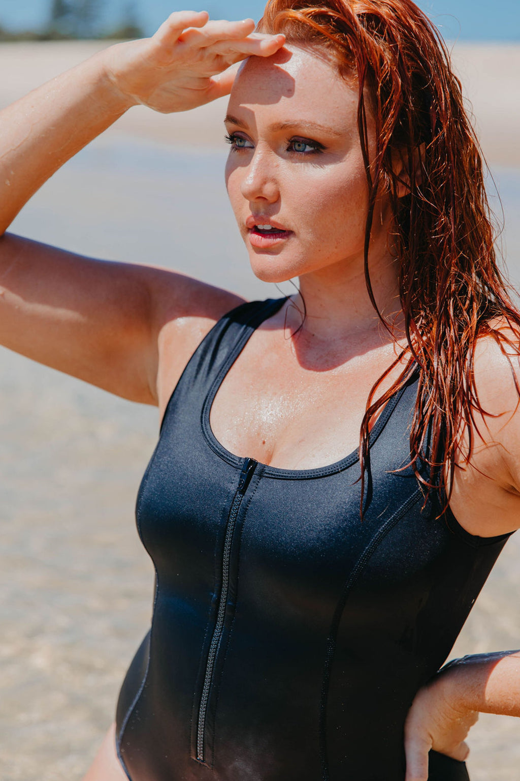 Byron One Piece - Black from Active Truth USA