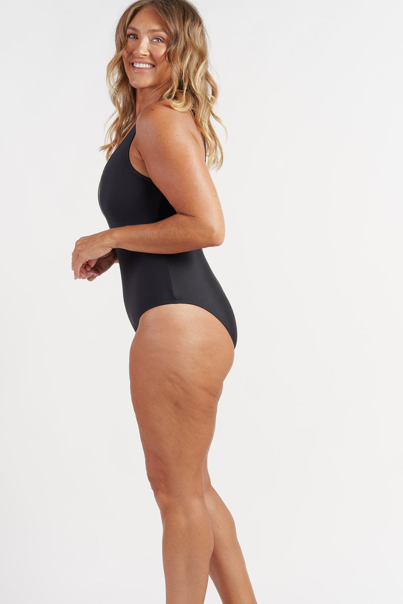 Noosa One Piece - Black from Active Truth USA