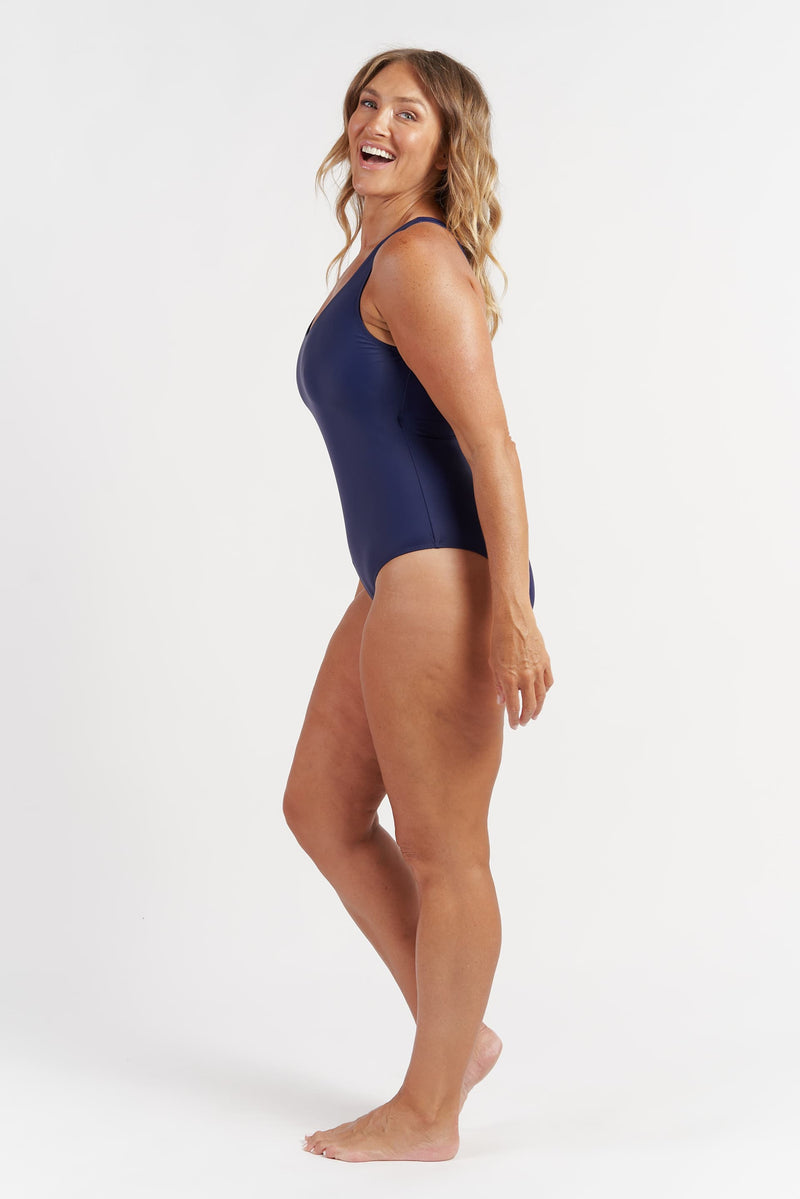 Noosa One Piece - Navy from Active Truth USA