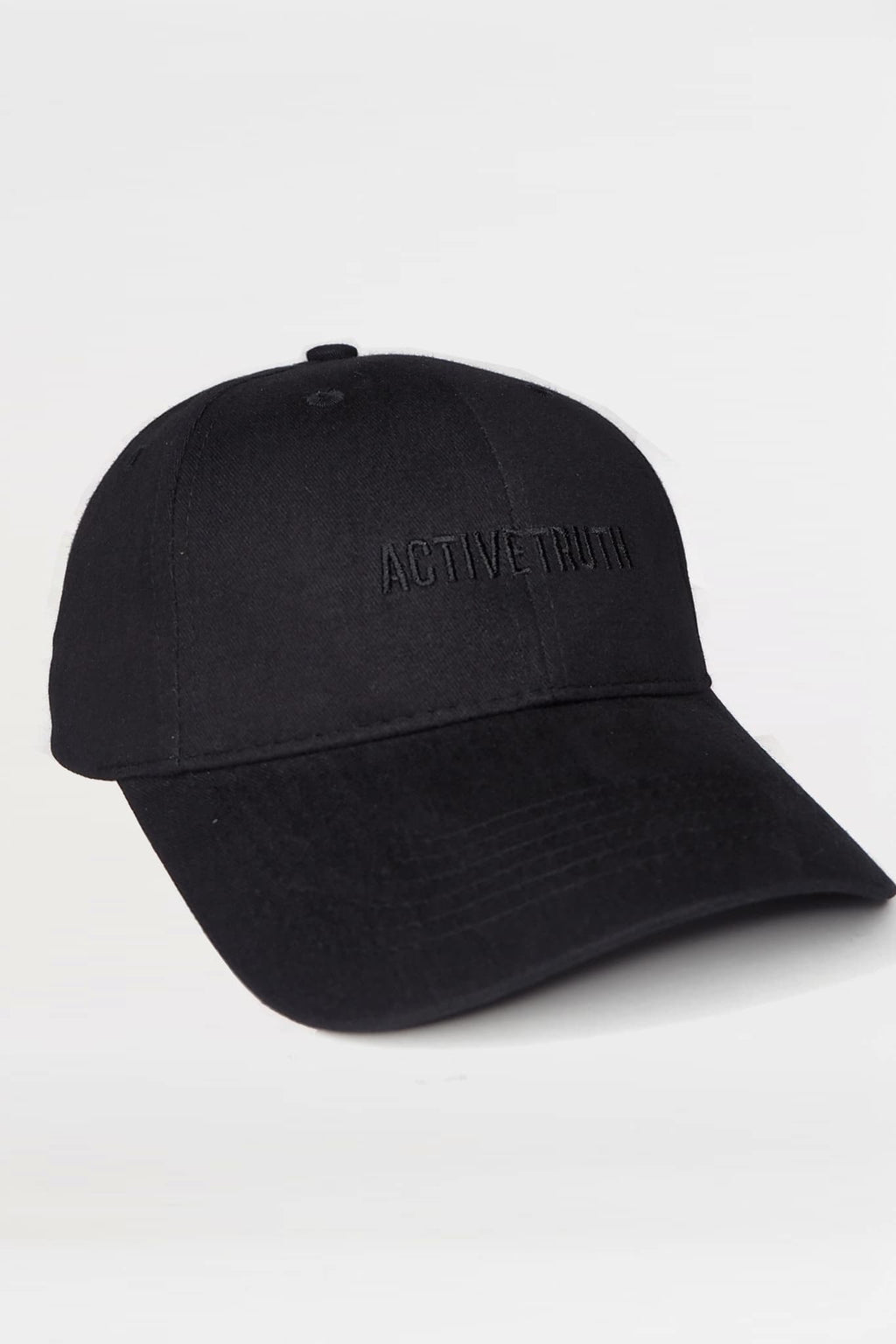 Active Baseball Cap - Black from Active Truth USA