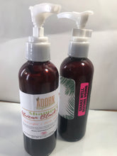 Load image into Gallery viewer, Our African Black Soap Shampoo Is Natural , Cruelty Free, Organic, Safe, free of harsh Chemicals, Free of parabens, toxins and artificial fragrances free! Shop Adorn Reflections for all your self care needs !
