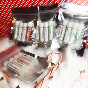 Holiday Chapstick Set