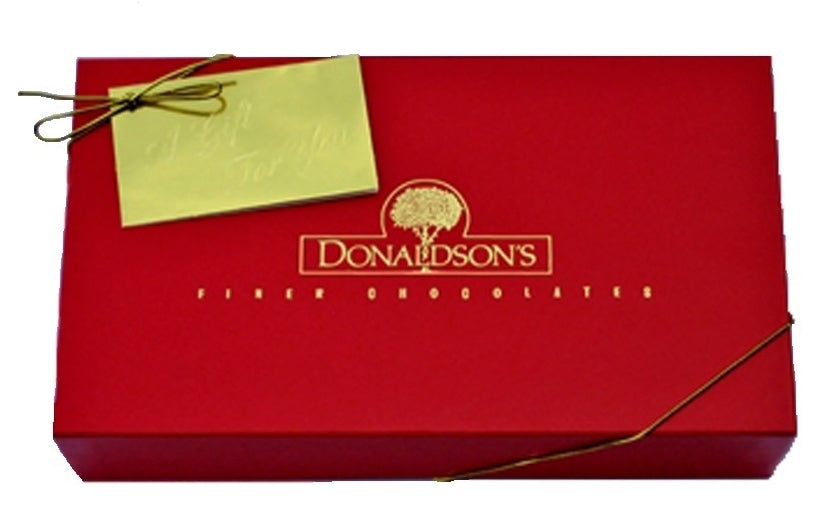 Red Donaldson's Box - 2 lb. Assortment