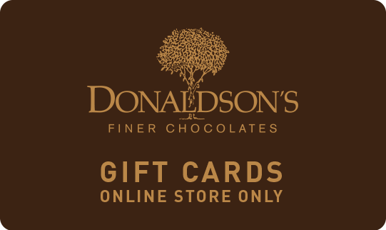 Donaldson's Chocolate Online Gift Card