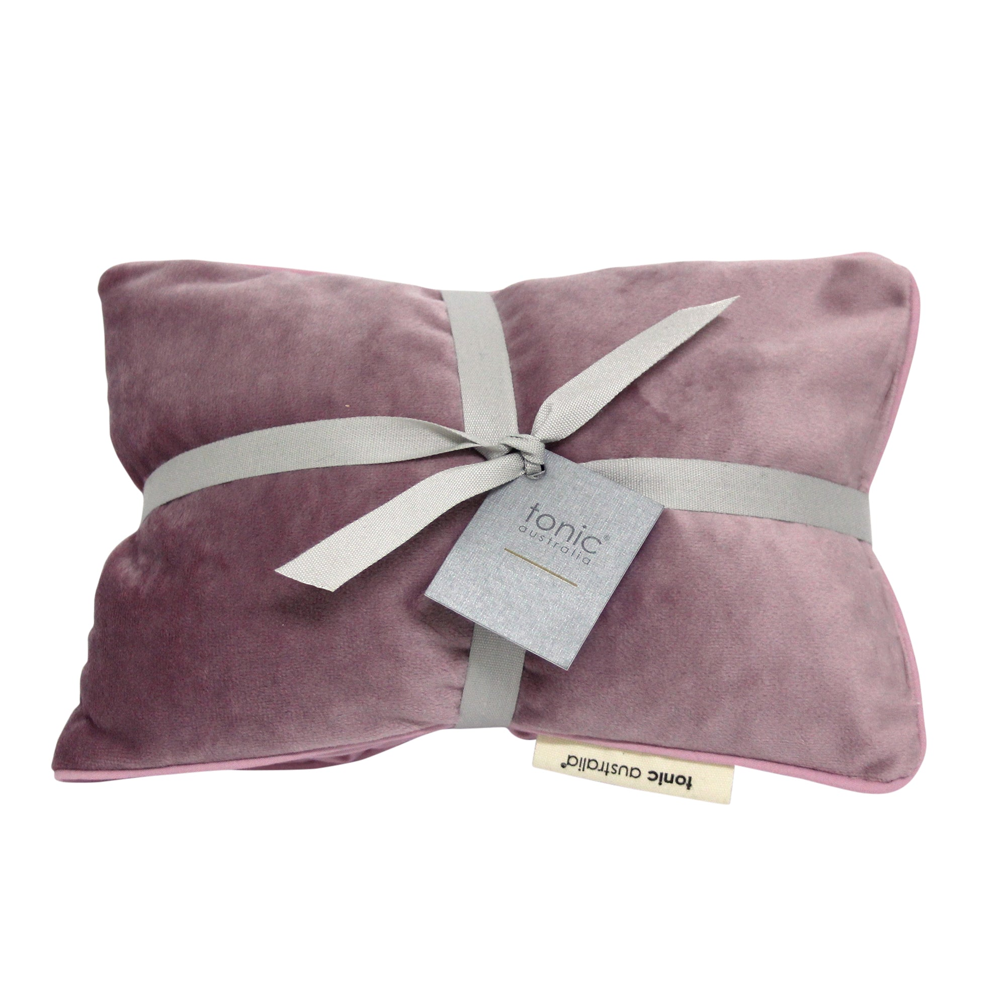 Tonic - Luxe Velvet Heat Pillow - Musk