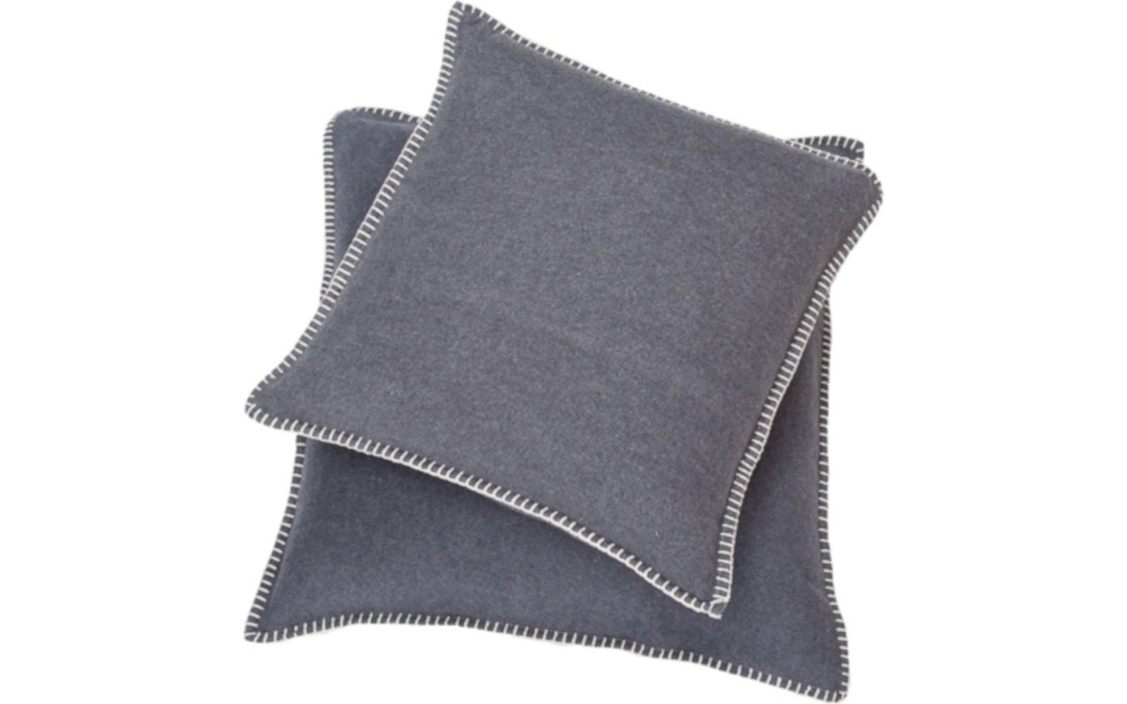 SYLT CUSHION - CHROME