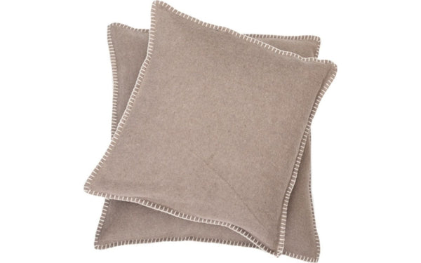 SYLT CUSHION - MUD