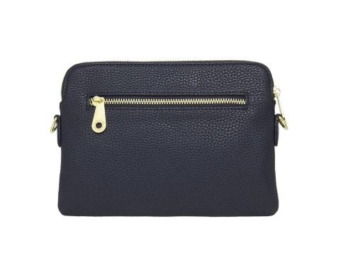 Elms + King - Bowery Wallet - French Navy
