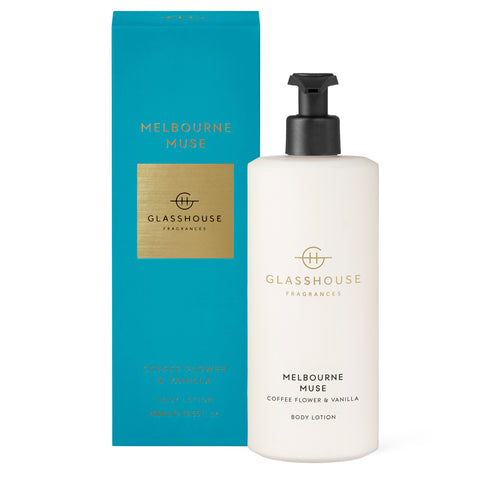GLASSHOUSE - MELBOURNE MUSE Body Lotion