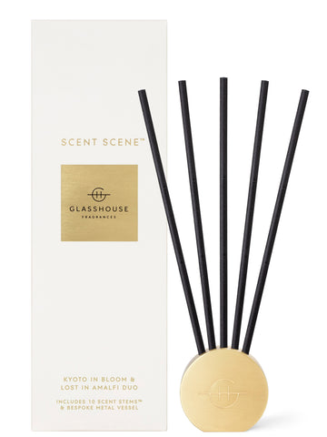 GLASSHOUSE - SCENT SCENE™ DUO
