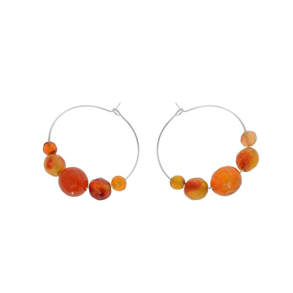 Polka Luka - Gaia Stone Earrings