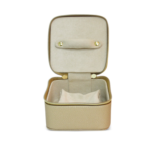 Tonic - Metallic Jewellery Cube Gold