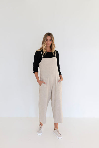 HUMIDITY - SOUL JUMPSUIT - Natural