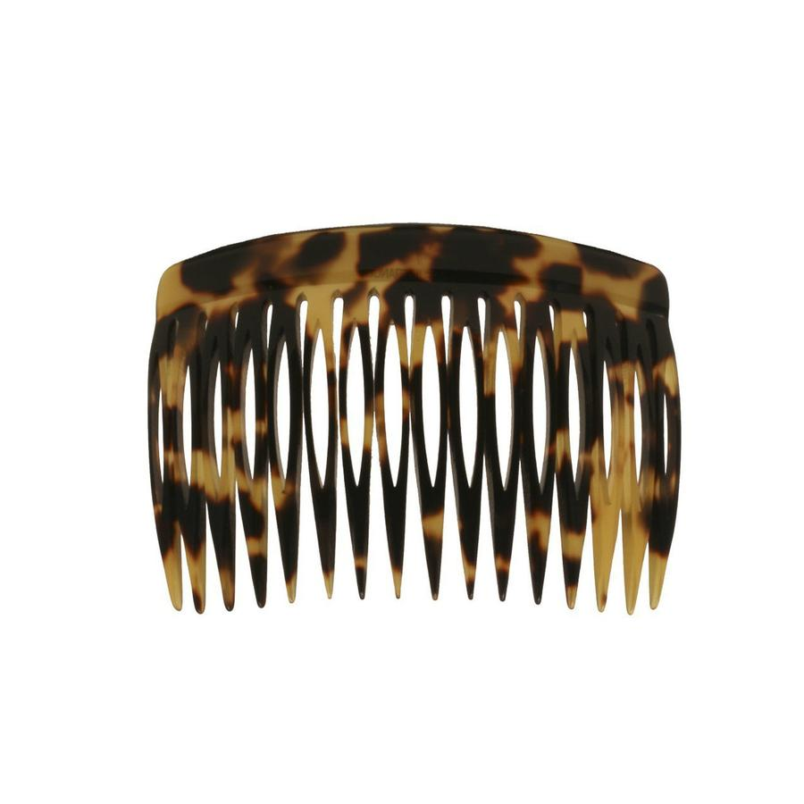 Paris Mode - Side Comb 16 Medium - Dark Tortoise Shell