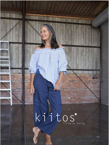 Kiitos - Mia Top - Stripe