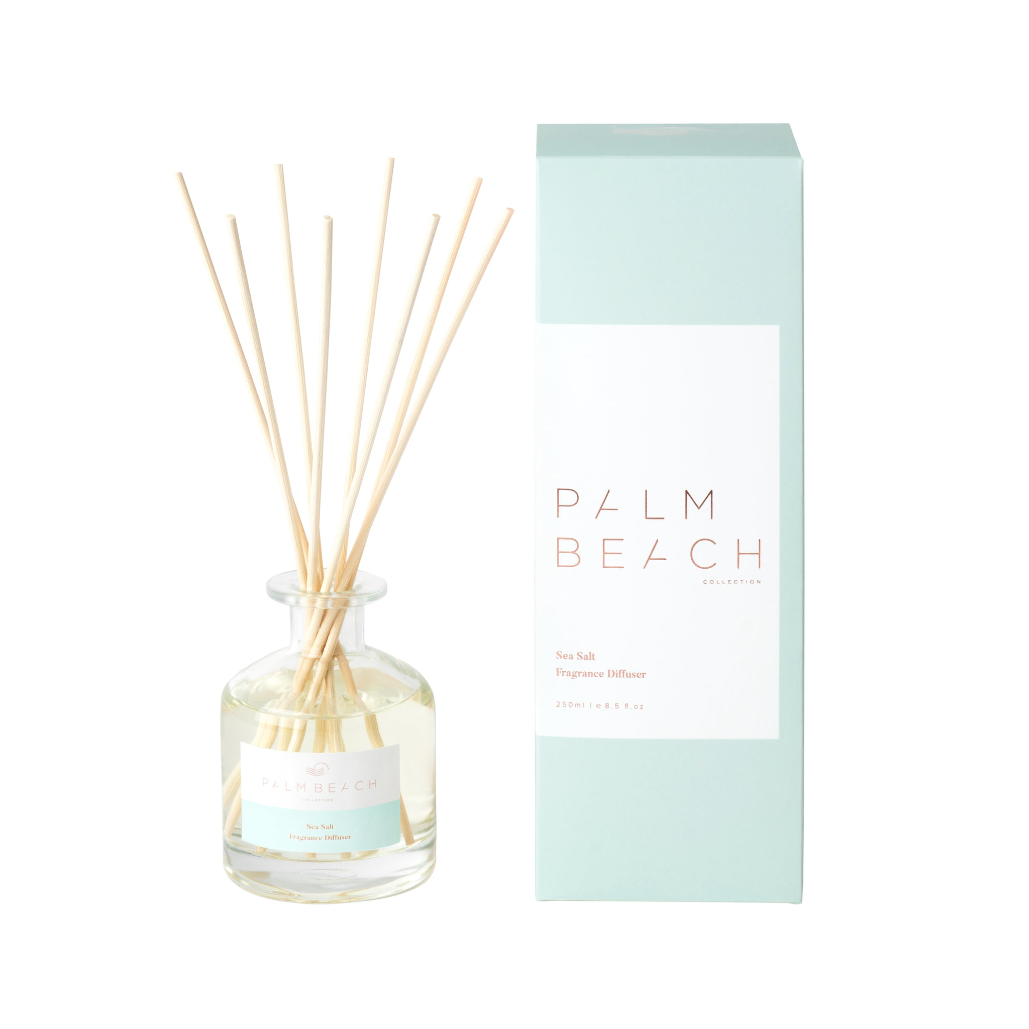 Palm Beach - Sea Salt 250ml Fragrance Diffuser