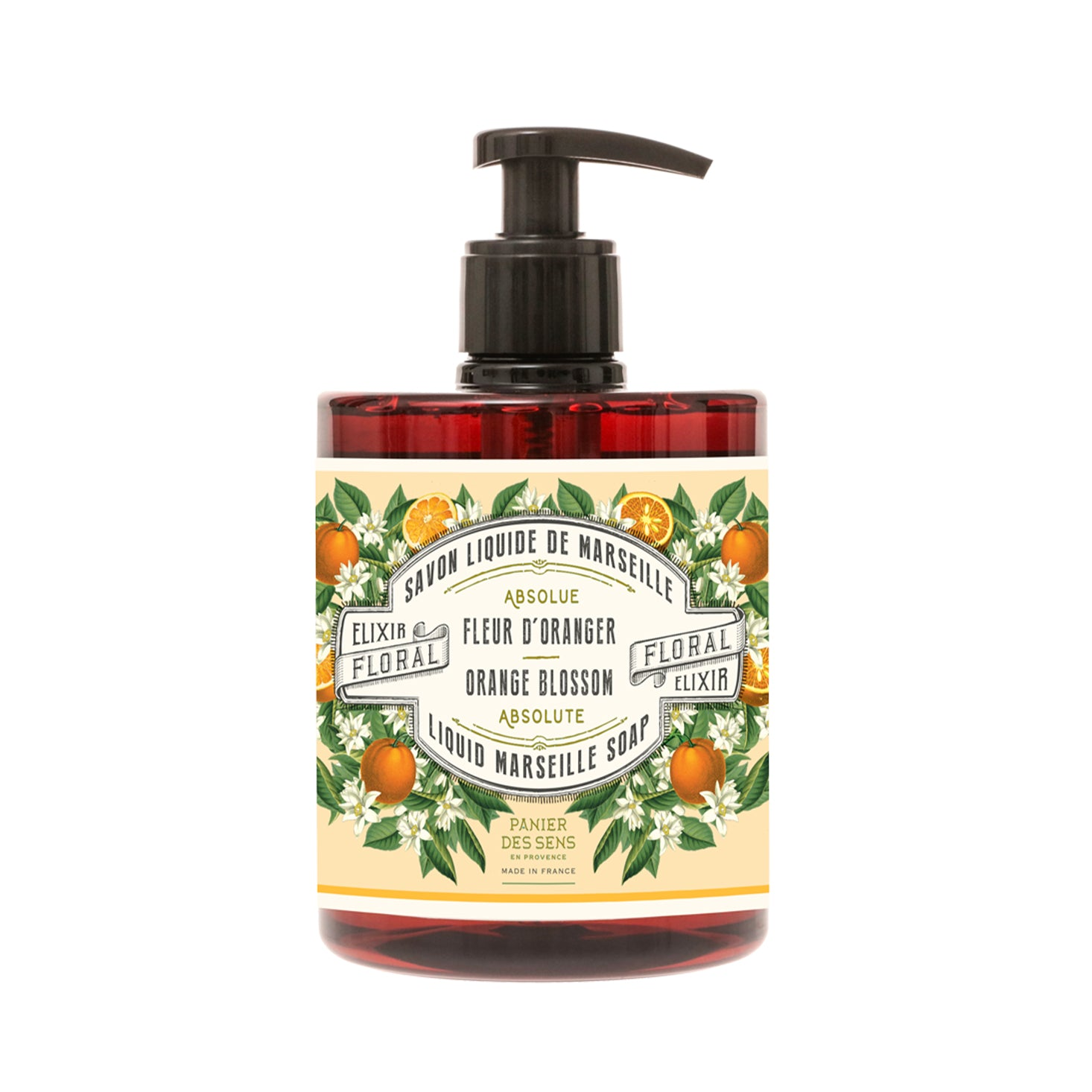 PANIER DES SENS - ORANGE BLOSSOM HAND & BODY WASH