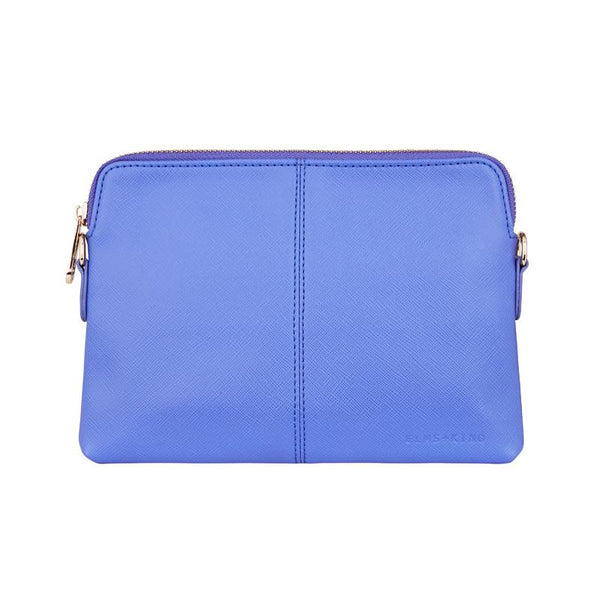 Elms + King - Bowery Wallet - Cornflower Blue