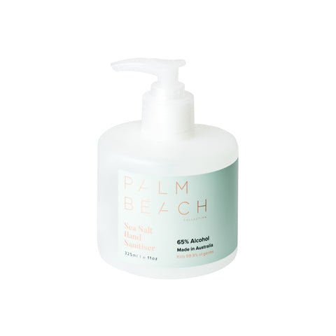 Palm Beach - Sea Salt 325ml Luxury Hand Sanitiser