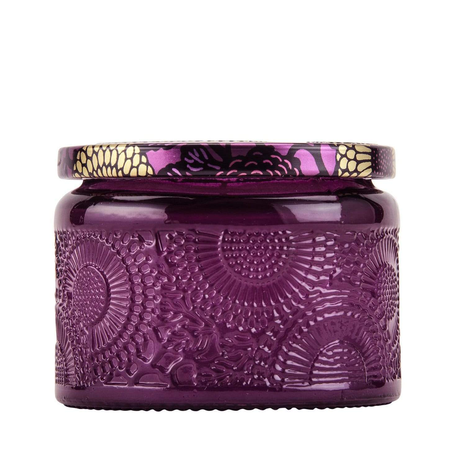 VOLUSPA - SANTIAGO HUCKLEBERRY PETITE CANDLE