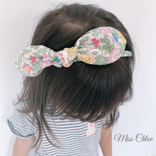 Load image into Gallery viewer, Miss Chloe Handmade Hairband - Peter Rabbit (made to order)