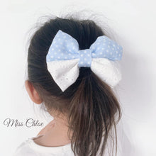 Load image into Gallery viewer, Miss Chloe Handmade Hairclip - Oceane