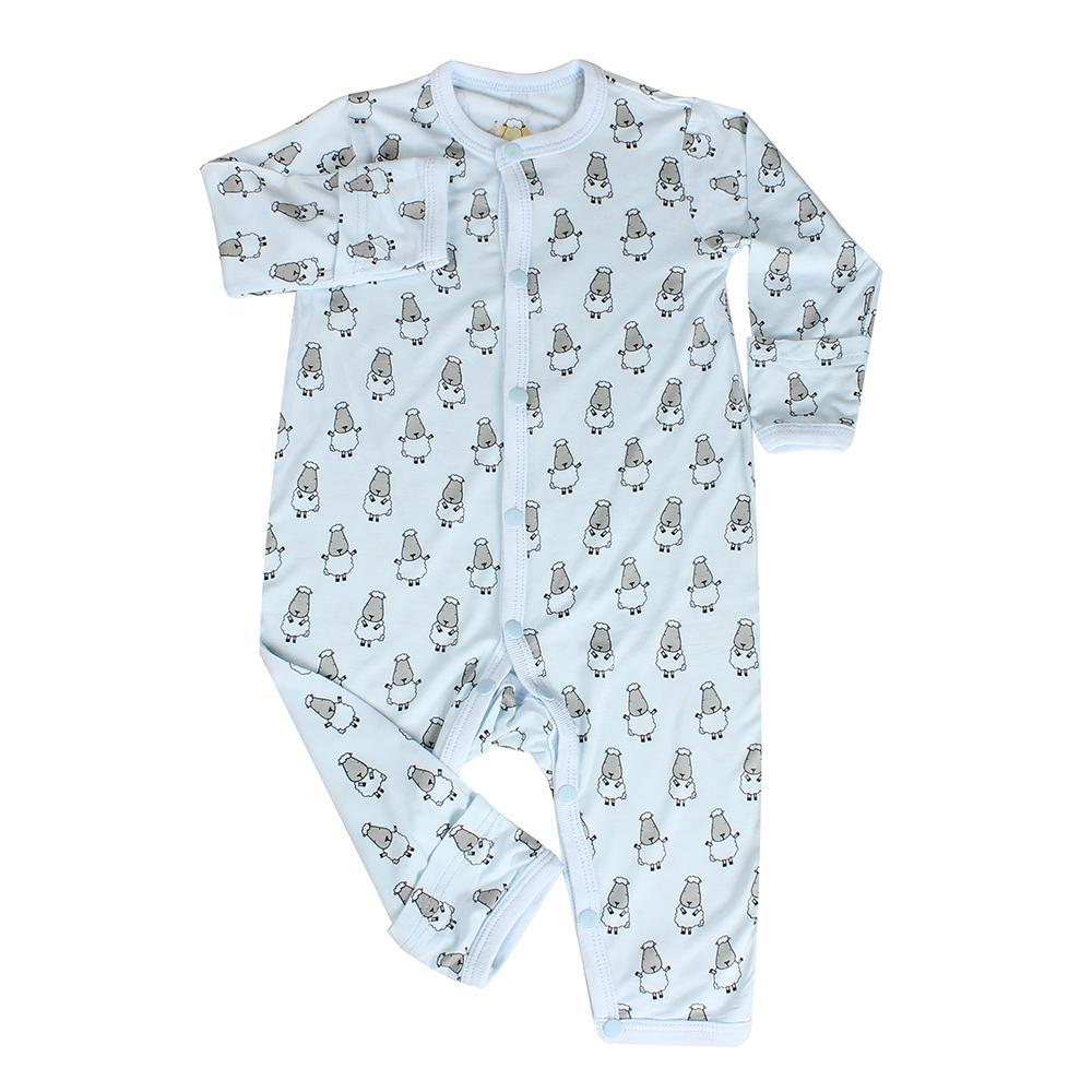 Romper Blue Small Sheepz